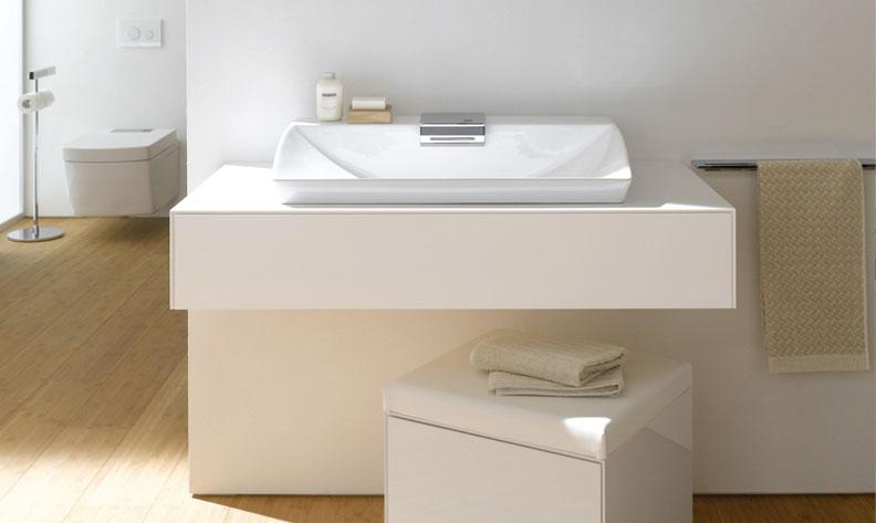Tiết kiệm nước với thiết bị vệ sinh Viglacera