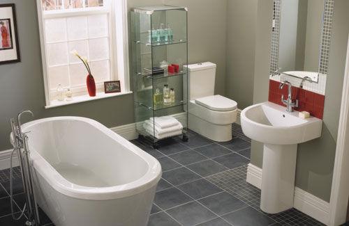Sử dụng thiết bị vệ sinh Vigcera tiết kiệm nước tối đa