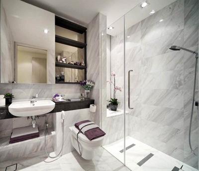 Những lỗi thường mắc phải khiến phòng tắm trở nên trật trội