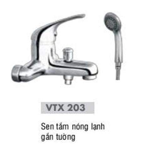 Sen tắm nóng lạnh gắn tường viglacera VTX203