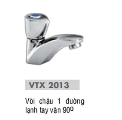 Vòi chậu 1 đường lạnh viglacera VTX2013